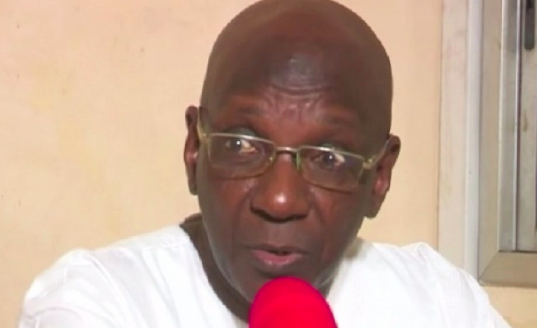 Rappel à Dieu de Abdourahmane Camara du groupe Walf Quotidien