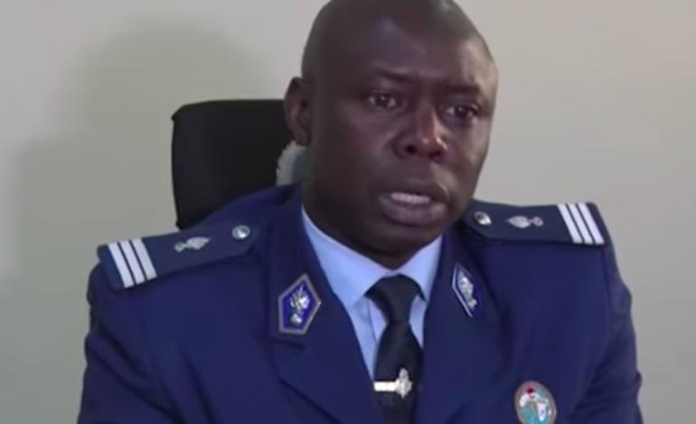 Le capitaine NDIAYE de la gendarmerie raconte le braquage de la station EDK située à Sanar
