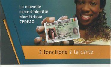 Carte d'identité biométrique CEDEAO imposée aux primo-votants: Encore des millions dans le vent