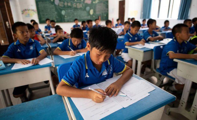 Les écoles d'Asie font la course en tête dans le dernier classement PISA de l'OCDE