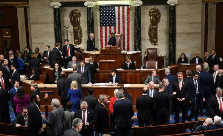 Joe Biden officiellement déclaré 46e Président des États-Unis par le Congrès