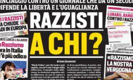 Après sa Une jugée raciste sur le «Black Friday»,«Corriere dello Sport» dénonce un lynchage