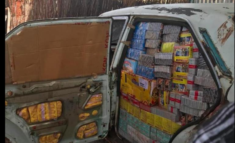 Des faux médicaments d'une valeur de 46 millions FCFA saisis par la Douane Sénégalaise après une course poursuite