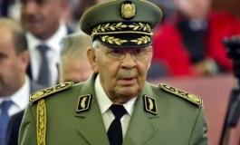 Décès du Général Gaïd Salah, chef d'état major de l'armée algérienne