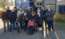 Des fauteuils roulants quittent Mulhouse pour le Sénégal