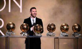 Lionel Messi offre un million d'euros à la lutte contre le Covid-19