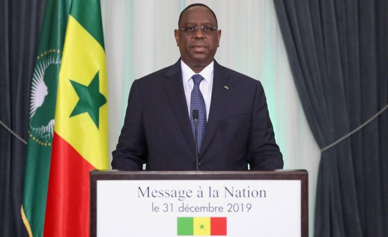 Macky Sall prône un large consensus autour des grandes questions d'intérêt national
