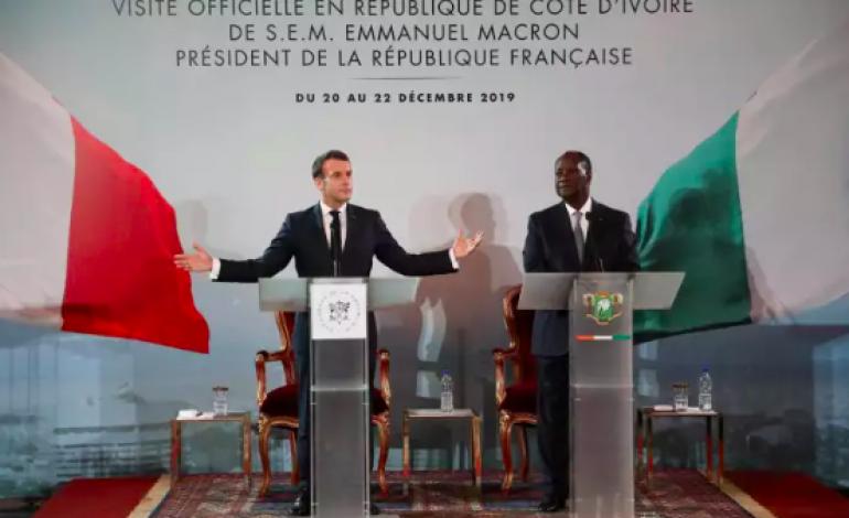Emmanuel Macron réclame de la « clarté » aux gouvernements sahéliens dans la lutte contre le djihadisme