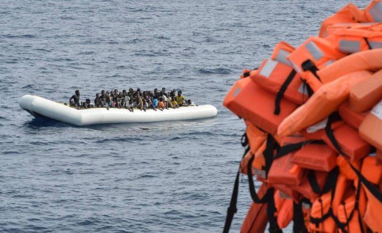 Au moins 43 migrants sont morts au large de la Libye