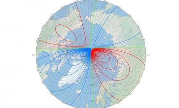Le pôle nord magnétique se déplace à une vitesse qui intrigue les scientifiques