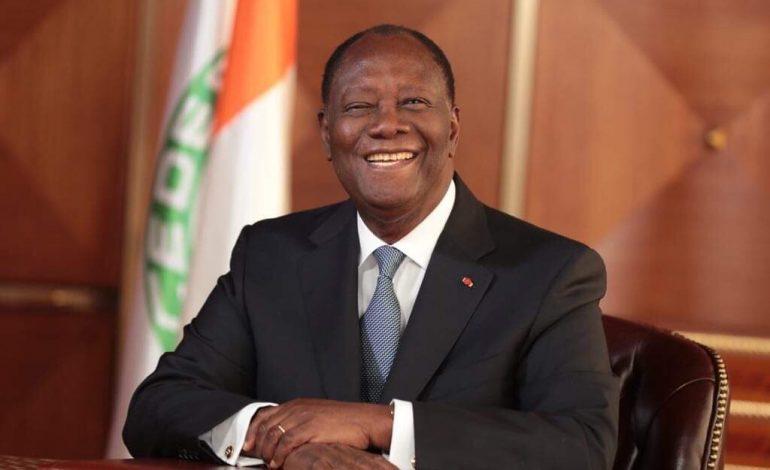 Alassane Dramane Ouattara annonce sa candidature à la présidentielle du mois d'octobre