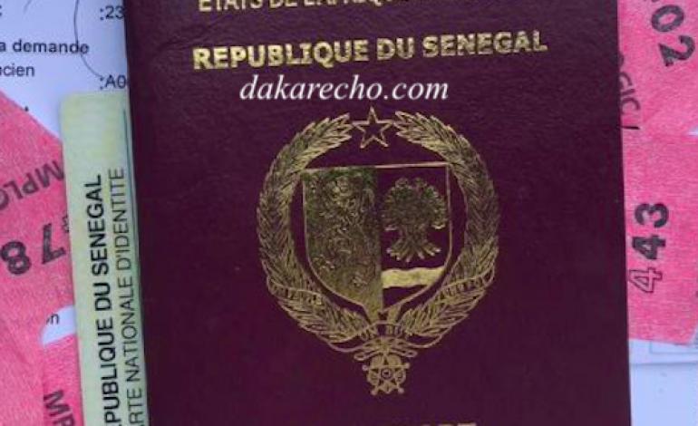 Démantèlement d'un trafic d'immigration irrégulière et de faux passeports sénégalais pour des béninois en France
