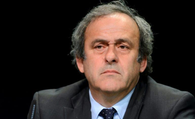 Michel Platini accusé de complicité de mauvaise gestion, de détournement et de faux