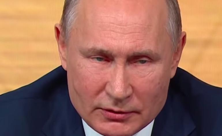 Vladimir Poutine inquiet des catastrophes naturelles d'une ampleur «sans précédent» en Russie