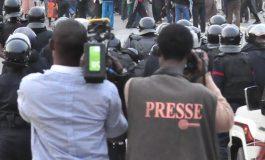 « Nous n'accréditerons pas nos journalistes pour couvrir les manifestations »