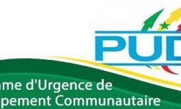 Vers le démarrage des activités du PUDC à Kolda