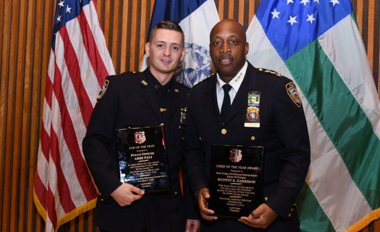L'Afro-Américain Rodney Harrison, à la tête de la NYPD, la PJ new-yorkaise, une première