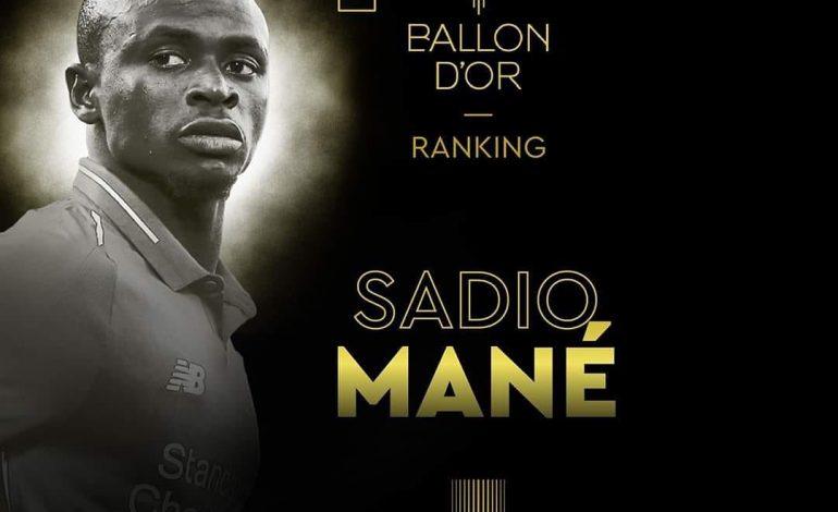 Habib Bèye: Sadio Mané est 4e parce qu'il est africain