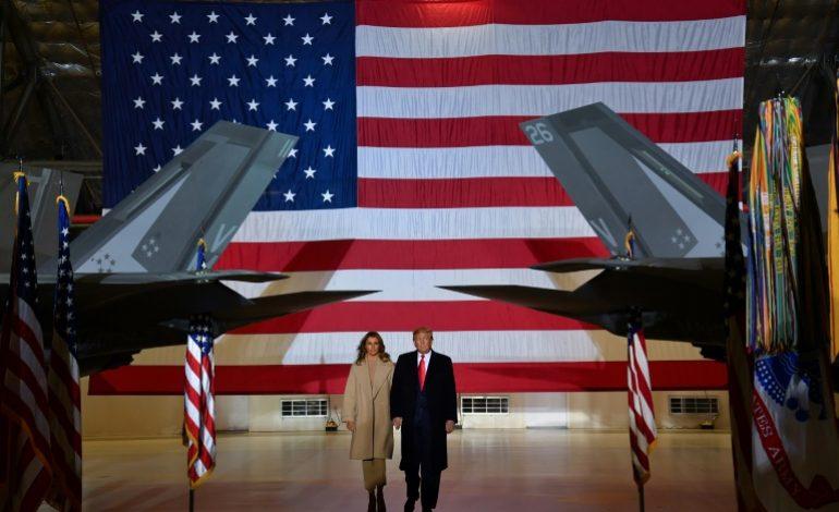 Donald Trump annonce le retrait américain du traité Open Skies