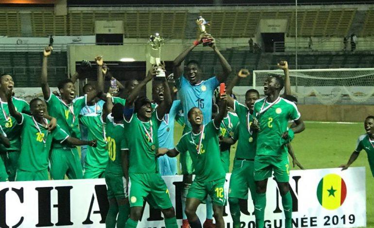 Le Sénégal remporte le tournoi des U20 face au Mali 2-0