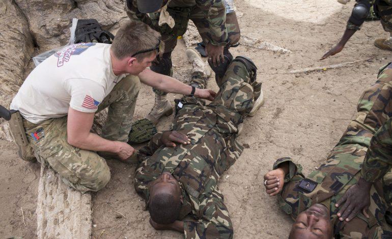 Un membre du GIGN meurt lors des exercices conjoints americano-africains à Thiès