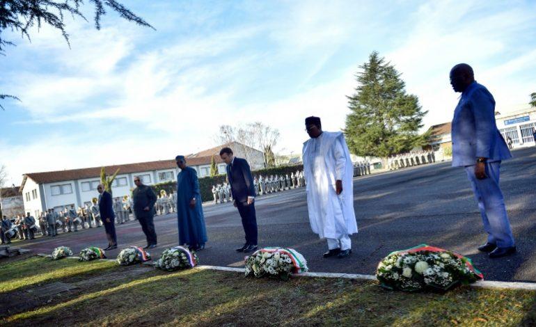 Front uni du G5 Sahel et de la France contre les jihadistes, Emmanuel Macron s'indigne des discours anti-français