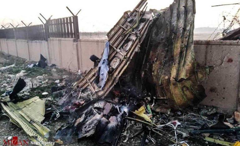 Crash d'un Boeing 737 ukrainien juste après le décollage à Téhéran, 180 morts