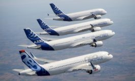 Airbus a livré 566 avions commerciaux et engrangé 268 commandes en 2020