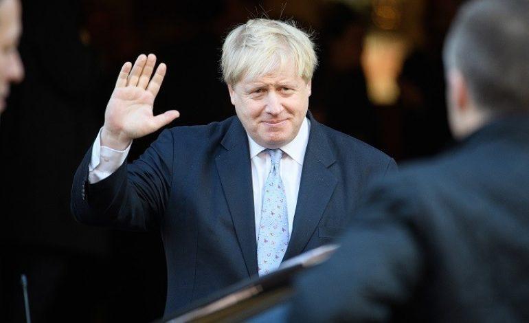 L'annexion en Cisjordanie serait «contraire» aux intérêts d'Israël, estime Boris Johnson