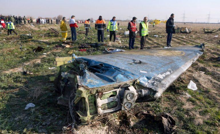 Spectaculaire volte-face de l'Iran qui reconnait avoir abattu le Boeing 737 d'Ukrainian Airlines par erreur