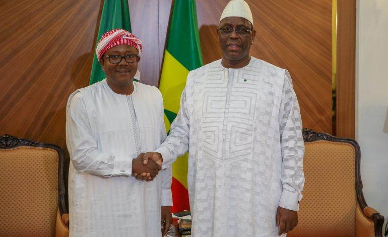 Umaru Sissoco Emballo réserve sa première visite officielle au Sénégal