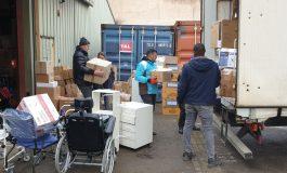 Un convoi humanitaire pour Podor se prépare chez Humanis