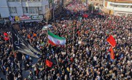 40 morts dans une bousculade lors des funérailles de Qassem Soleimani