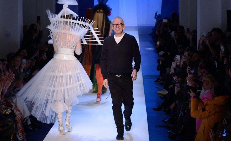 L'enfant terrible de la mode Jean Paul Gautier tire sa révérence