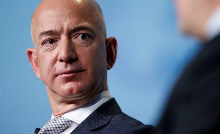 Selon un rapport de l'ONU l'Arabie Saoudite aurait piraté le téléphone de Jeff Bezos, PDG d'Amazon