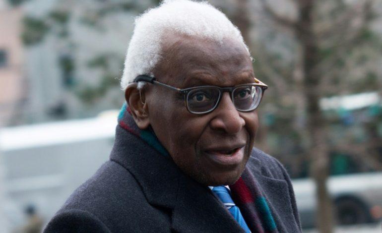 Lamine Diack entendu de nouveau par la juge Bénédicte de Perthuis dans l'affaire des JO de Tokyo et de Rio