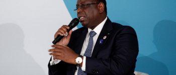 """Macky Sall au JDD : """"J'assume mon soutien à la France au Sahel"""""""