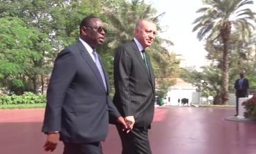 Un milliard de dollars d'échanges commerciaux entre la Turquie et le Sénégal dans les années à venir assure Erdogan