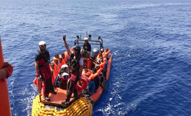 En 2020, près de 2.200 migrants auraient péri en mer en tentant de gagner l'Espagne selon l'ONG Caminando Fronteras