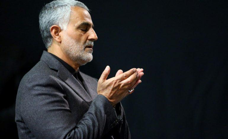 Une marée humaine lors des obsèques du Général iranien Qassem Soleimani, tué par une frappe américaine