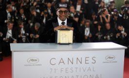 Spike Lee, cinéaste phare de la cause noire, président du jury du festival de Cannes