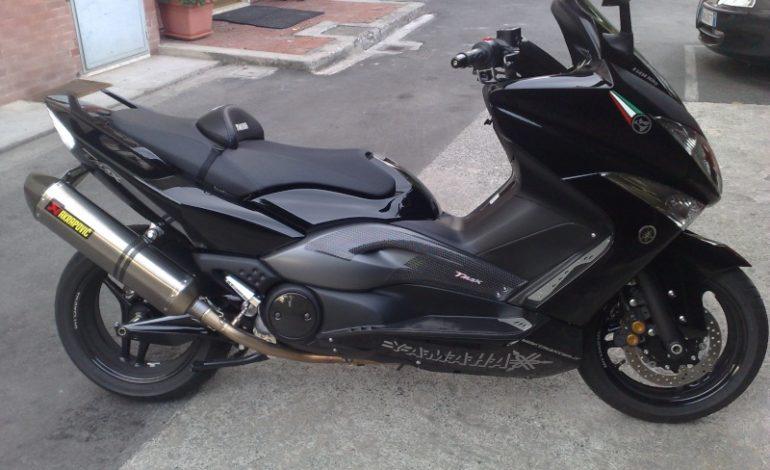 Un gang de sénégalais voleurs de scooters démantelé à Genova (Italie)