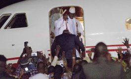 La Commission de vérité a révélé les crimes présumés de l'ex-président Yahya Jammeh