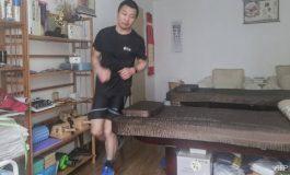 Bloqué dans son appartement pour cause de coronavirus: Il court 66 km à l'intérieur pour tuer l'ennui