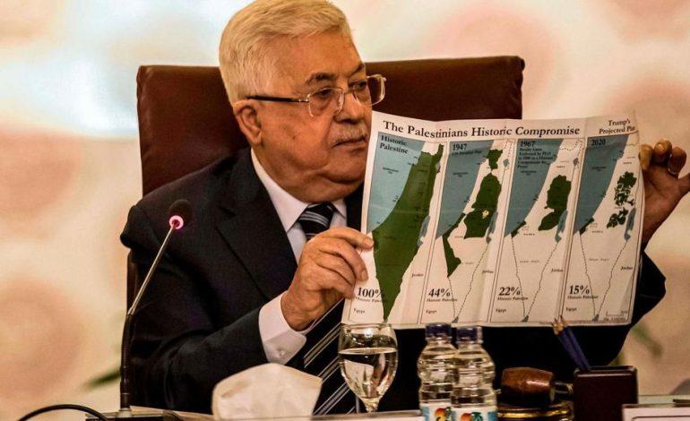 Mahmoud Abbas veut rompre «toutes les relations» avec Israël et les Etats-Unis