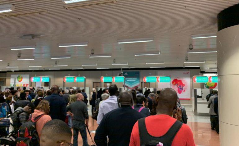 Un formulaire de localisation de passagers et de test Covid-19 obligatoires à l'aéroport de Blaise Diagne de Diass