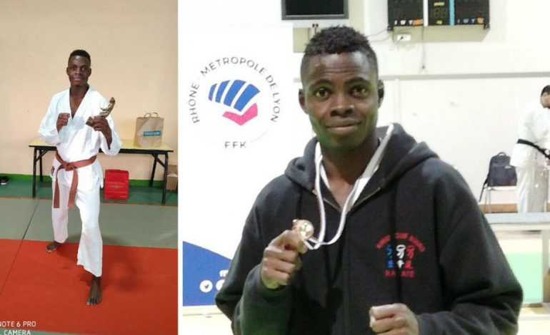 Bourg-en-Bresse se bat pour Babacar Saar, un apprenti sénégalais de 19 ans sur le point d'être expulsé