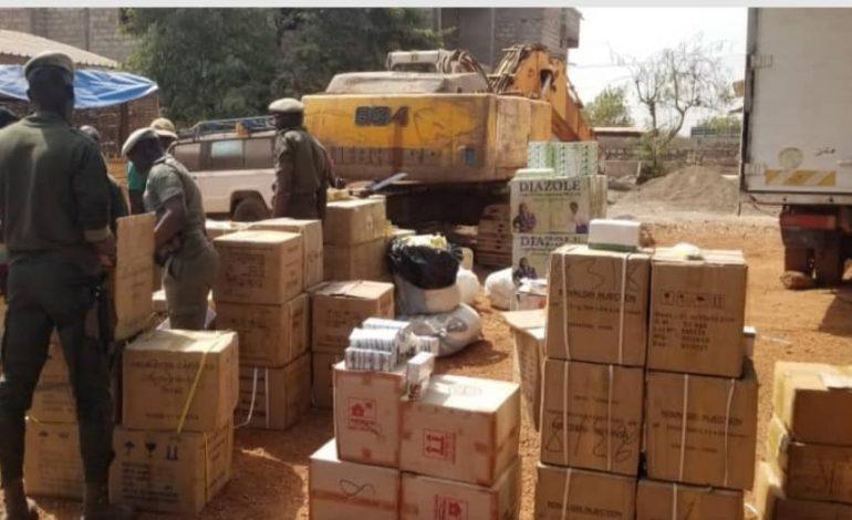 De faux médicaments d'une valeur de 333,3 millions FCFA saisis à Kédougou