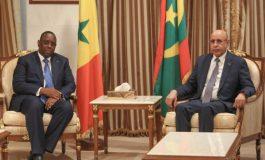 Plusieurs accords de coopération signés entre Dakar et Nouakchott lors la visite de Macky Sall en Mauritanie