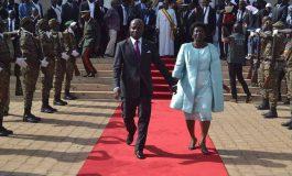 Investi président, Embaló Sissoco promet de restaurer l'autorité de l'Etat Bissau-Guinéen